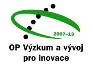 OP Výzkum a vývoj pro inovace období 2007 - 2013