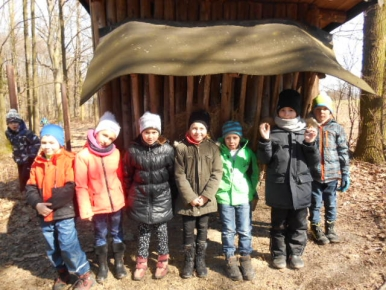 Náhled ke článku 1. roč. - Učíme se o lese v lese