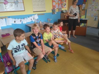 Náhled ke článku Návštěva předškoláků ve 2. ročníku