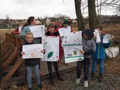 Náhled ke článku Prezentace stromů, 5. ročník