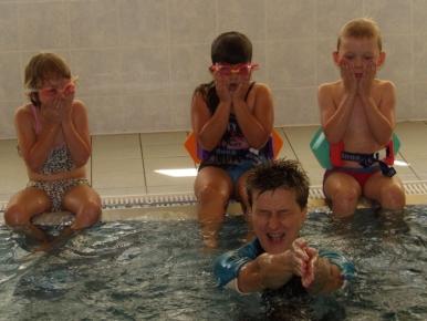 Náhled ke článku Kurz plavání