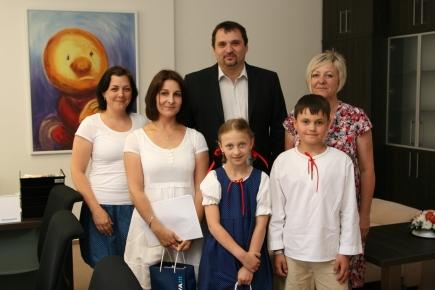 Náhled ke článku Návštěva u náměstka primátora města Ostravy ing. M. Štěpánka, Ph.D.