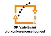 OP Vzdělávání pro konkurenceschopnost období 2007-2013
