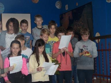 Náhled ke článku Advent - rozsvícení 4. svíce na adventním věnci, program 5. ročníku