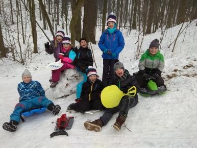 Náhled ke článku 3. ročník opět na sněhu