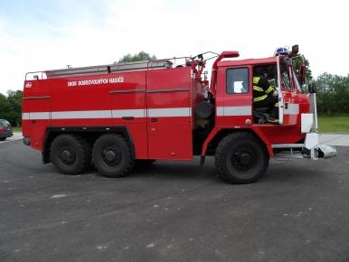 Náhled ke článku Návštěva u hasičů