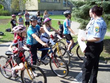 Náhled ke článku Mladý cyklista 2013