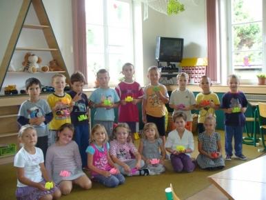 Náhled ke článku Předškolní třída Žabky