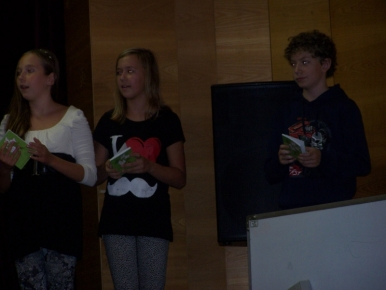 Náhled ke článku Almanach žákovské a studentské poezie 2013