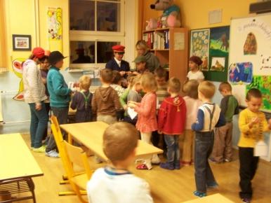 Náhled ke článku Projekt Těšíme se do školy - 1. setkání