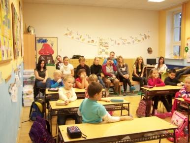 Náhled ke článku Ukázkové hodiny pro rodiče a přátele školy