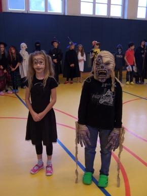 Náhled ke článku Halloweenská párty
