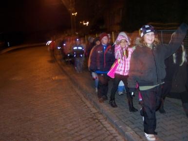 Náhled ke článku Halloweenský pochod Proskovicemi