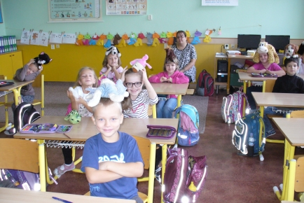 Náhled ke článku Projekt: Těšíme se do školy