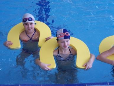 Náhled ke článku Plavání 3. a 4. ročníku